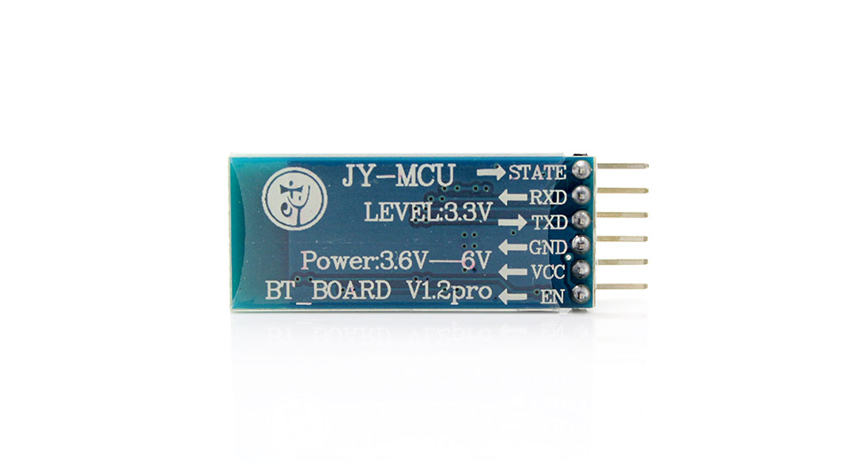 Easy Arduino Bluetooth Communication with JY