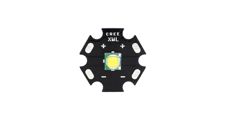 Cree XM-L T5-5C1 4000K Neutral White LED Emitter with 2