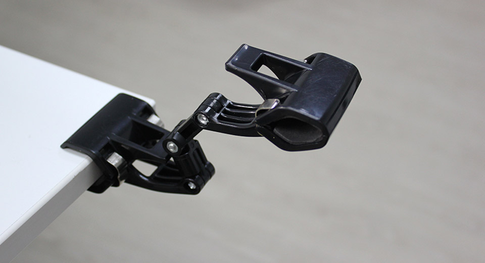 Universal Clamp Mount for Flashlights & Lasers (30mm Cl