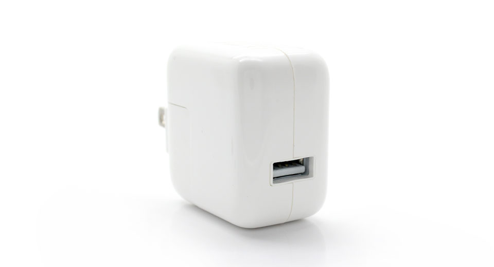 12W 2.4A USB Power Adapter/Wall Charger (US Plug)