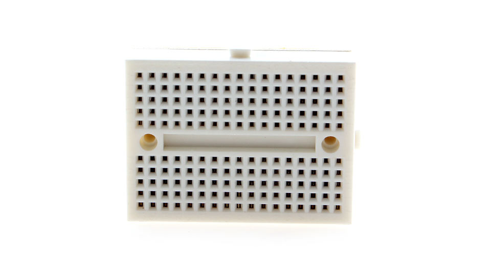 Product Image: mini-170-tie-points-prototype-solderless-breadboar