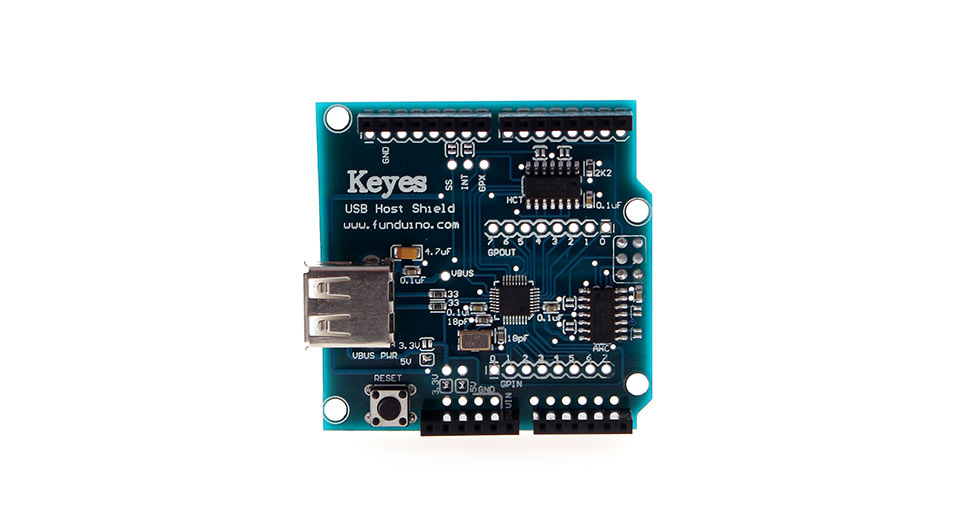 Product Image: arduino-compatible-keyes-usb-host-shield