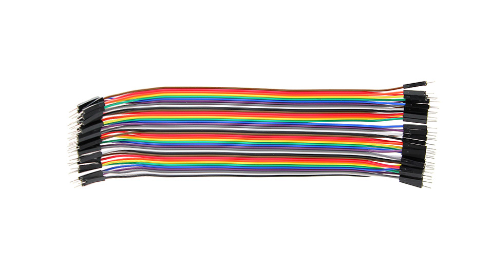Product Image: multicolored-40-pin-dupont-breadboard-jumper-wires
