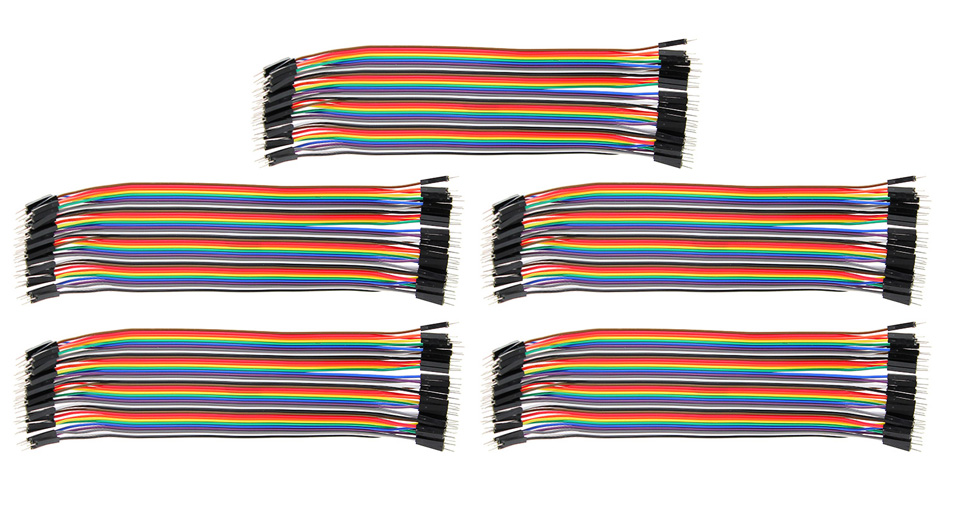 Product Image: 5pcs-multicolored-40-pin-dupont-breadboard-jumper
