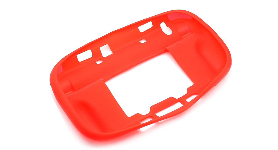 Protective Durable Soft Silicone Case Cover for Wii U r