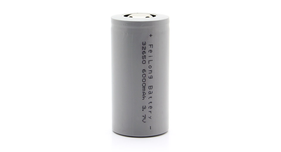 Product Image: feilong-32650-3-7v-6000mah-rechargeable-li-ion