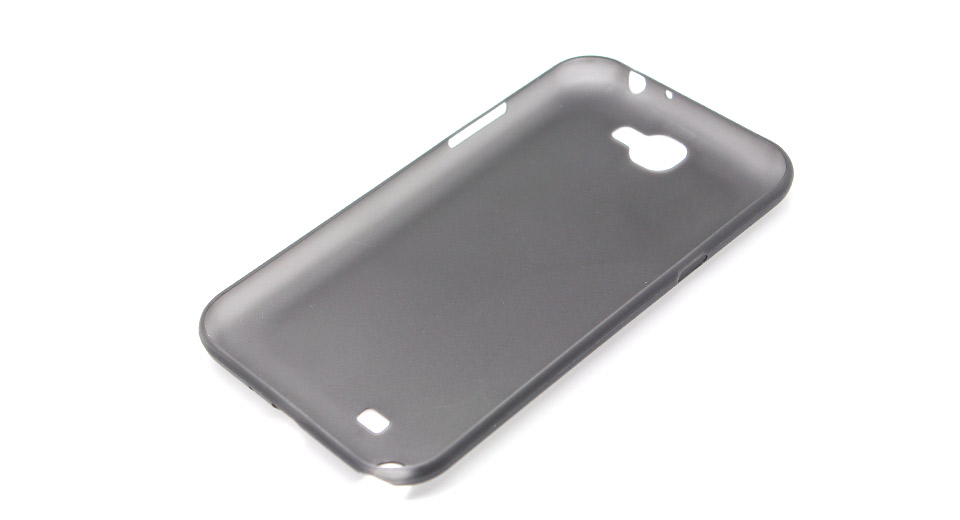 Protective Matte Back Case for Samsung Galaxy Note II t