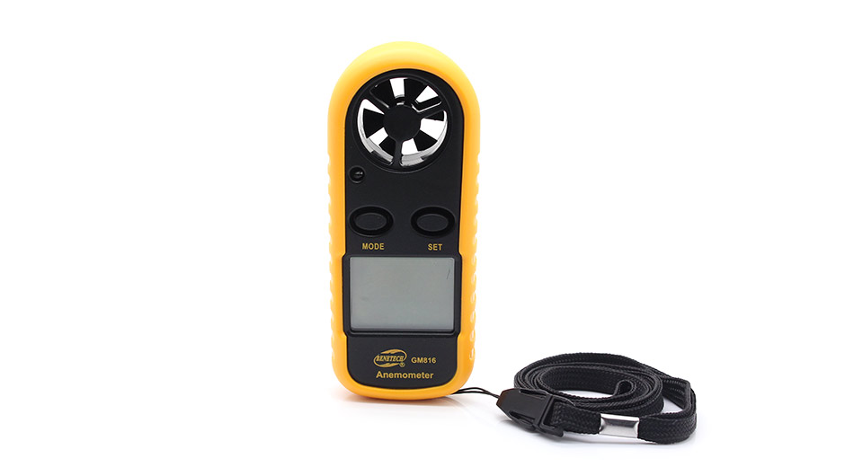 Product Image: benetech-gm816-1-4-lcd-digital-wind-speed-meter