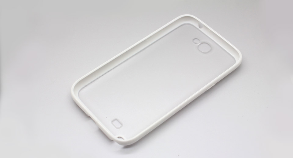 Protective TPU + PVC Matte Case for Samsung Galaxy Note