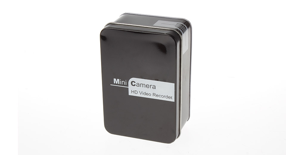 Ultra Mini Screen-Free Digital Stills/Video Camera