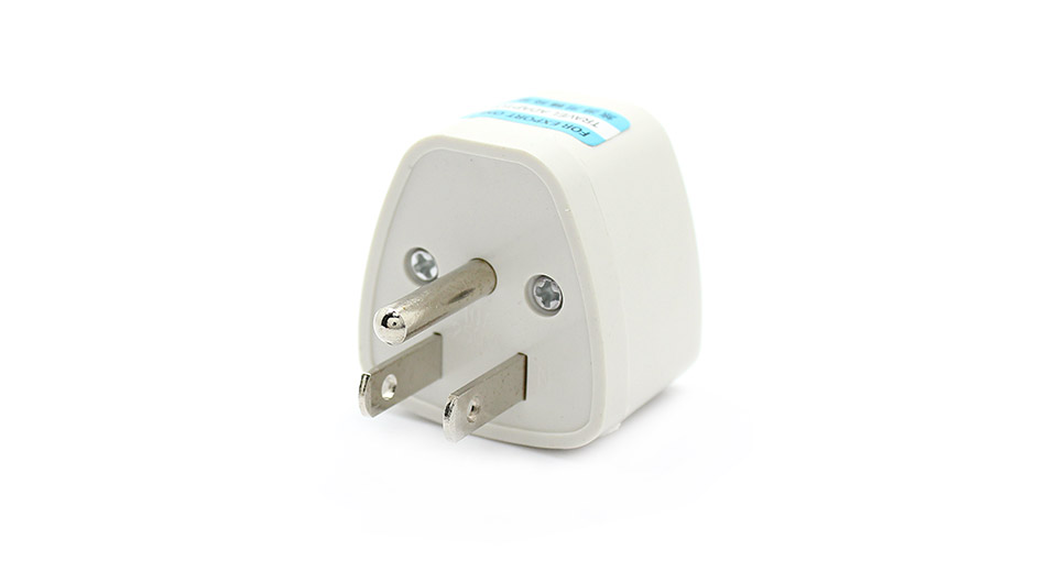 Universal US Travel Charger Plug Adapter