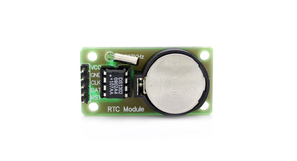 Details about DS1302 Real Time Clock Module RTC