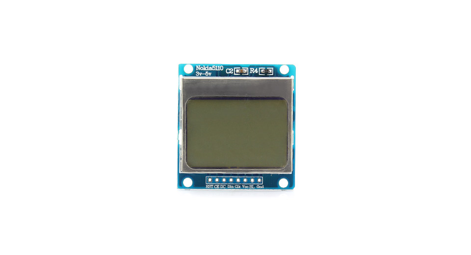 Product Image: nokia-5110-8448-graphical-lcd-display-module