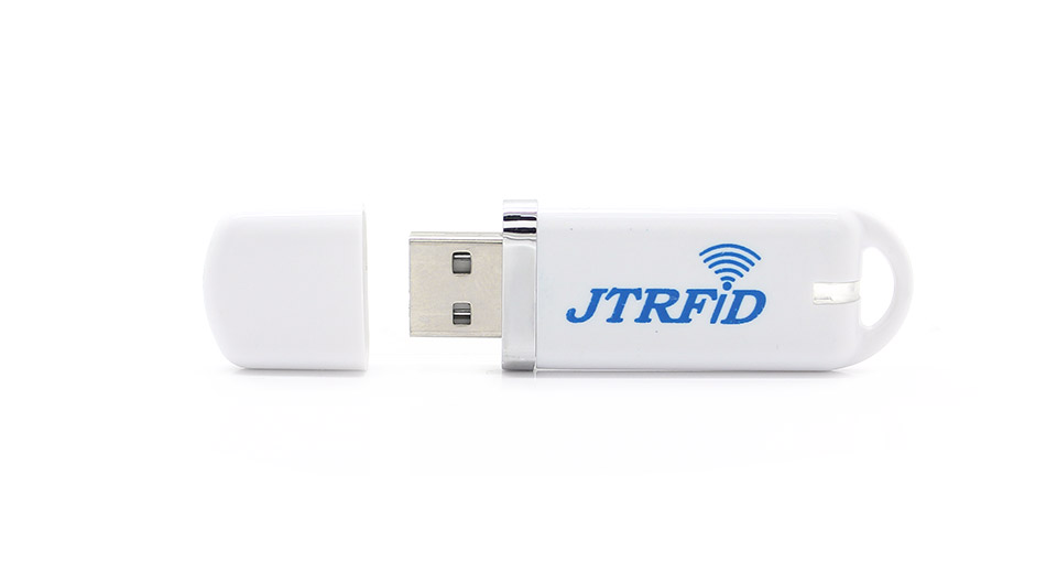 JT502 USB NXP Mifare Tag RFID/RFIC Card Reader Dongle for PC and Android
