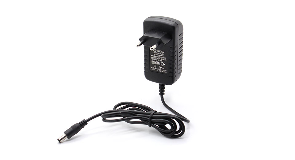 DC 12V 2A 100-240V AC Power Adapter