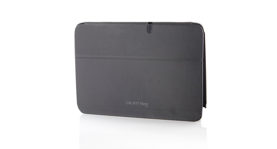 Protective Leather Case for Samsung Galaxy Note 10.1 bl