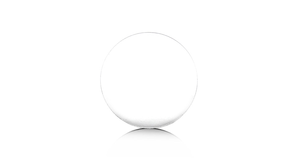 Optical Glass Lens 42mm*1.5mm / smoothed edges