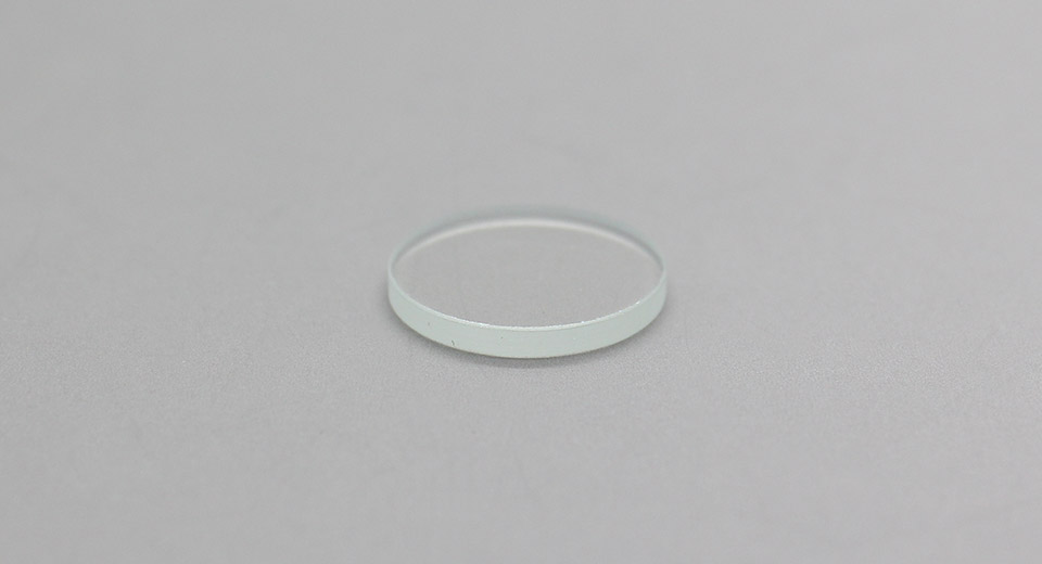 AR Coated Optical Glass Lens 18mm*1.5mm / double side m