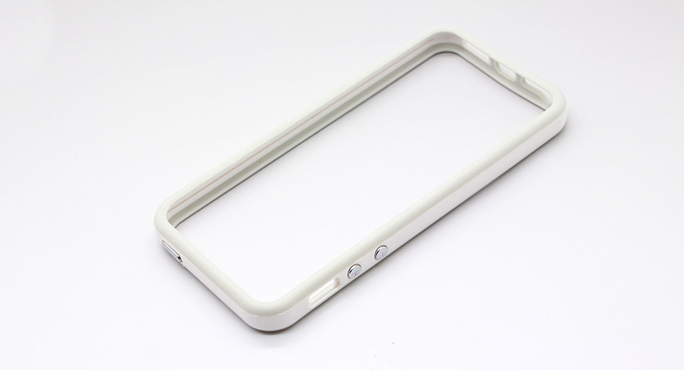 Protective Bumper Frame Case for iPhone 5 smooth surfac