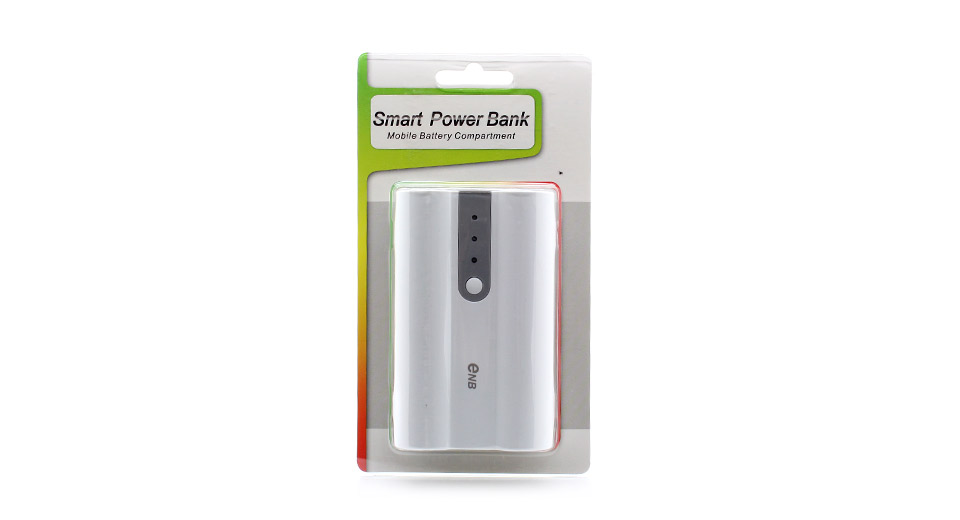 Product Image: enb-2-18650-li-ion-battery-usb-emergency-charger