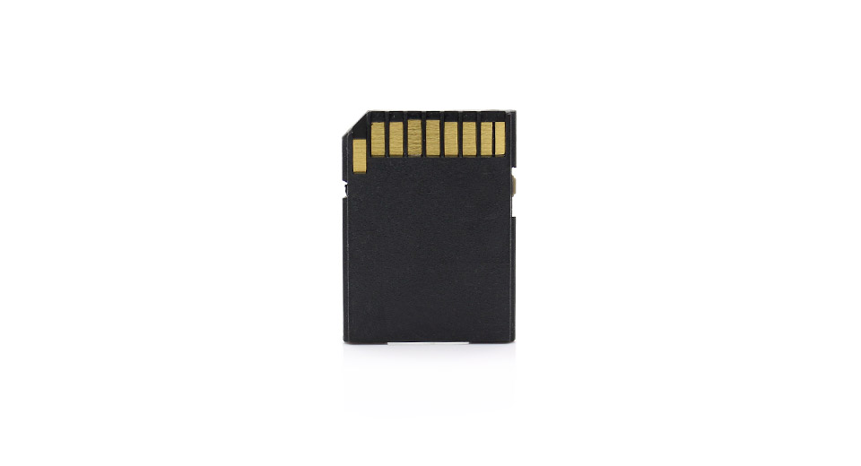 microSD/microSDHC to SD/SDHC Card Adapters (2-Pack)