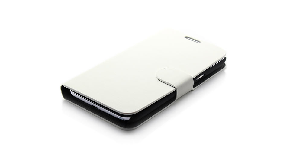Flip-Open PU Leather + PC Case for Samsung Galaxy Note