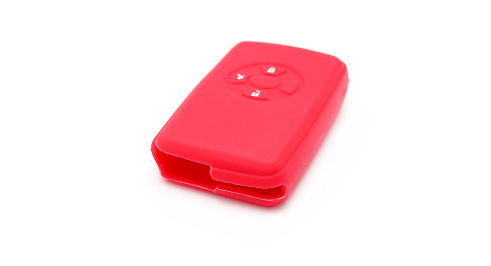 Protective Silicone Case for Toyota/Lexus 3-Button Remo
