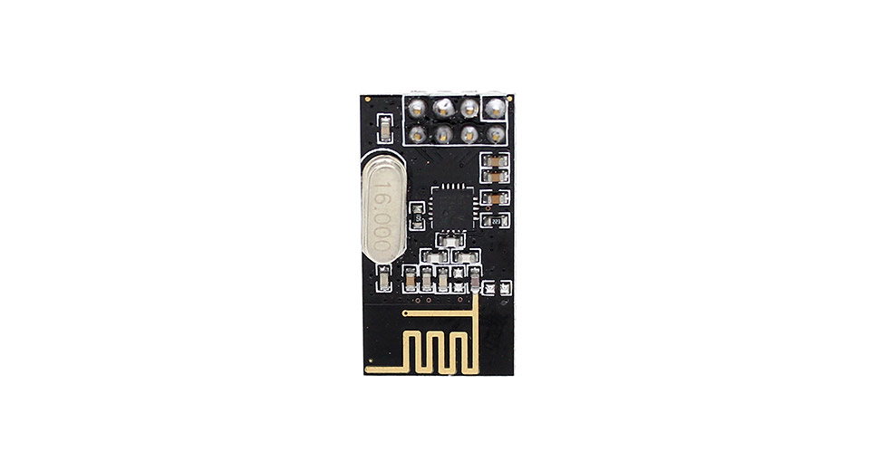 2.4GHZ + NRF24L01 Wireless Module 1.9?3.6V size: 15 x 2
