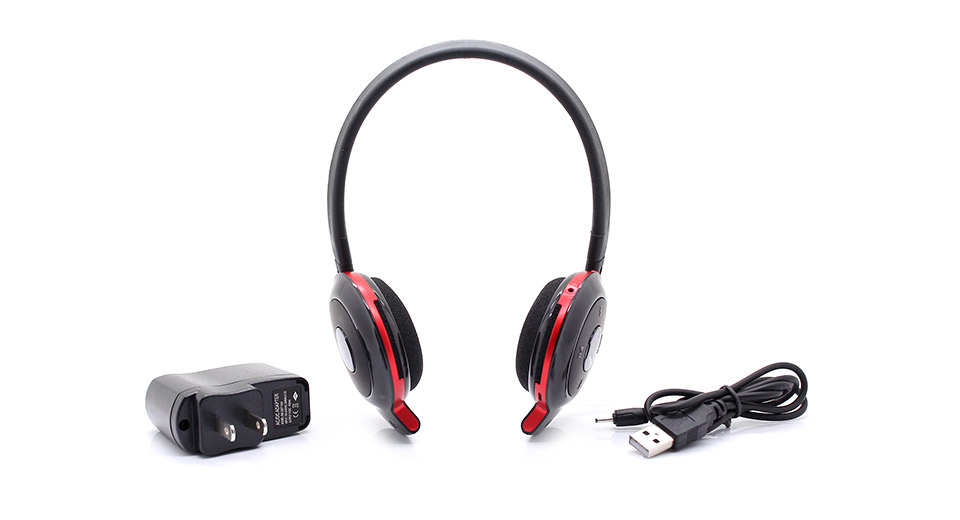 BH-503 Bluetooth Stereo Handsfree Headset 6-hour talk/8