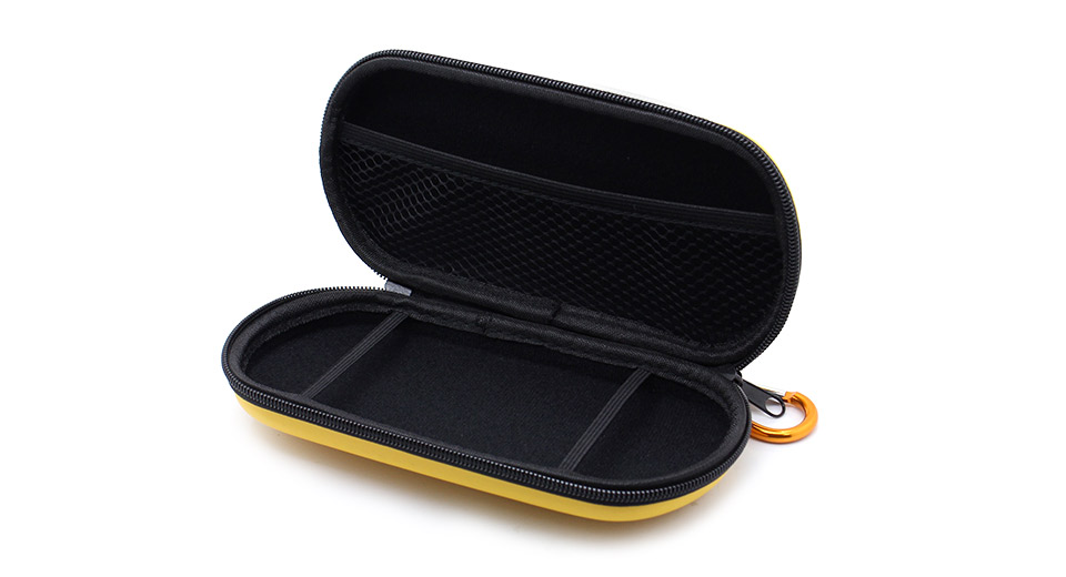 PS Vita Hard Protective Carrying Case yellow