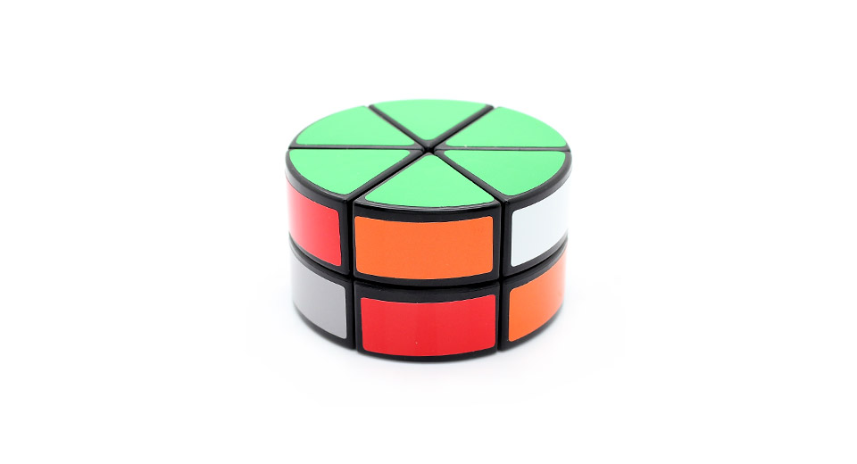 Product Image: ds-2-layer-pie-shaped-cylinder-speed-magic-cube