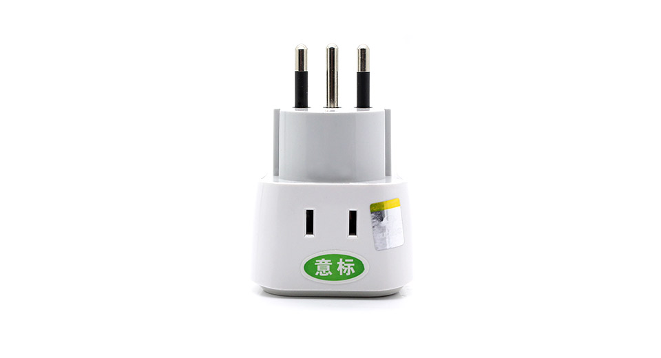 10A Authentic BULL Universal Italy Travel AC Power Adap