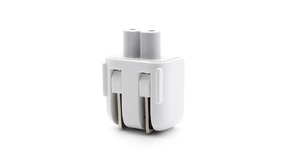 Interchangeable AC Plug for Apple Wall Chargers/Power Adapters