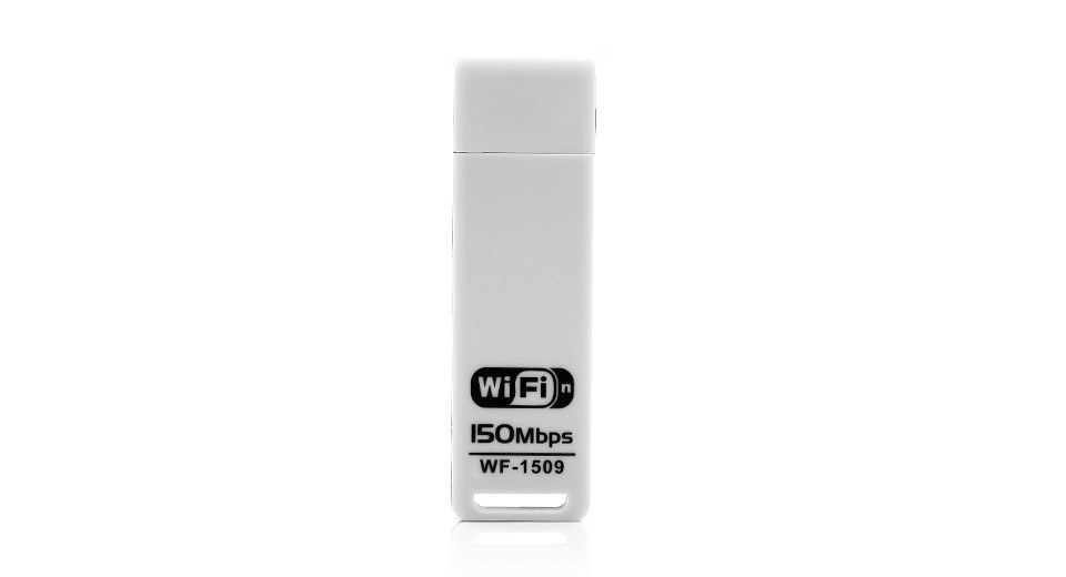 Compact USB 2.4GHz 150Mbps Wireless Network Adapter
