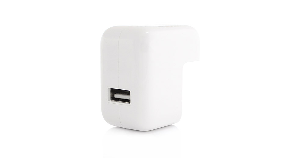"""2.1A"" USB Power Charger Adapter for Apple iDevices"