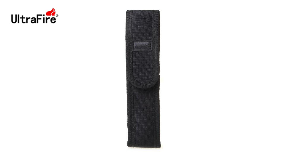 Product Image: ultrafire-nylon-black-flashlight-holster-mid-size