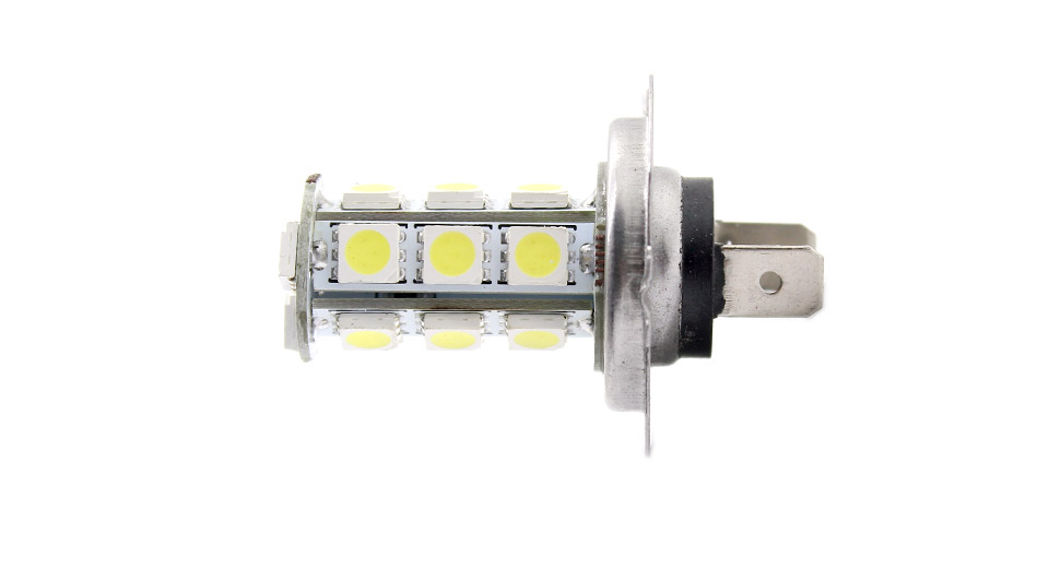H7 7.5W 216LM 5500~6500K Neutral White 5050 18-LED Car
