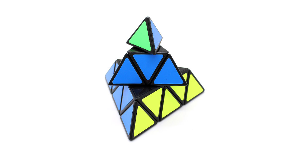 Pyraminx Magic Cube IQ Toy