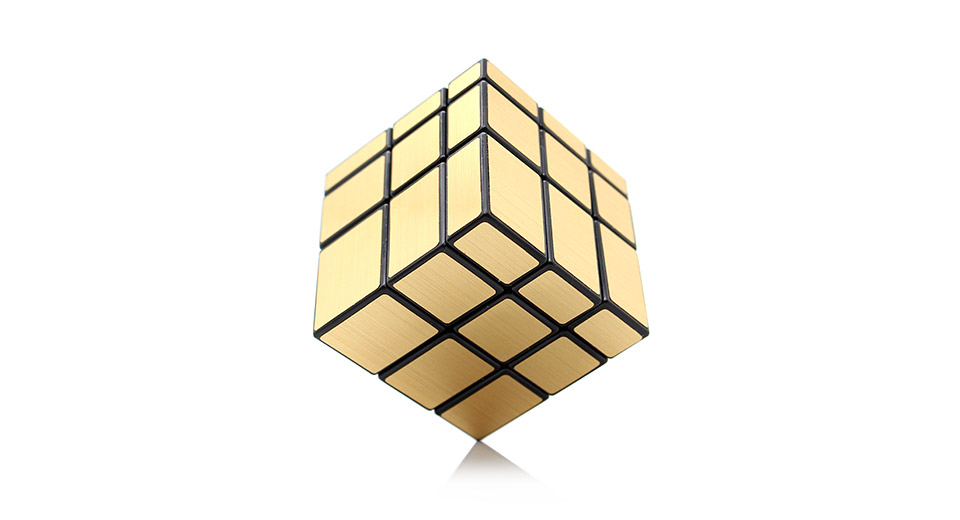3 47 Free Shipping Shengshou 3x3x3 Mirror Blocks Puzzle Speed Cube Mirror 3x3x3 57mm Gold At M Fasttech Com Fasttech Mobile