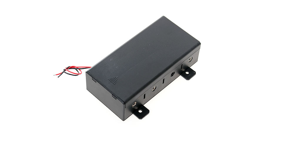 Product Image: 4-d-size-battery-holder-case-with-lead-wires