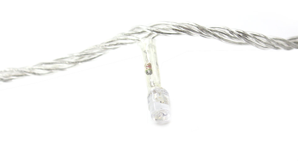 USD 5.13 5W 100-LED RGB String Lights (220V/10M-Length) at FastTech - Worldwide Free Shipping