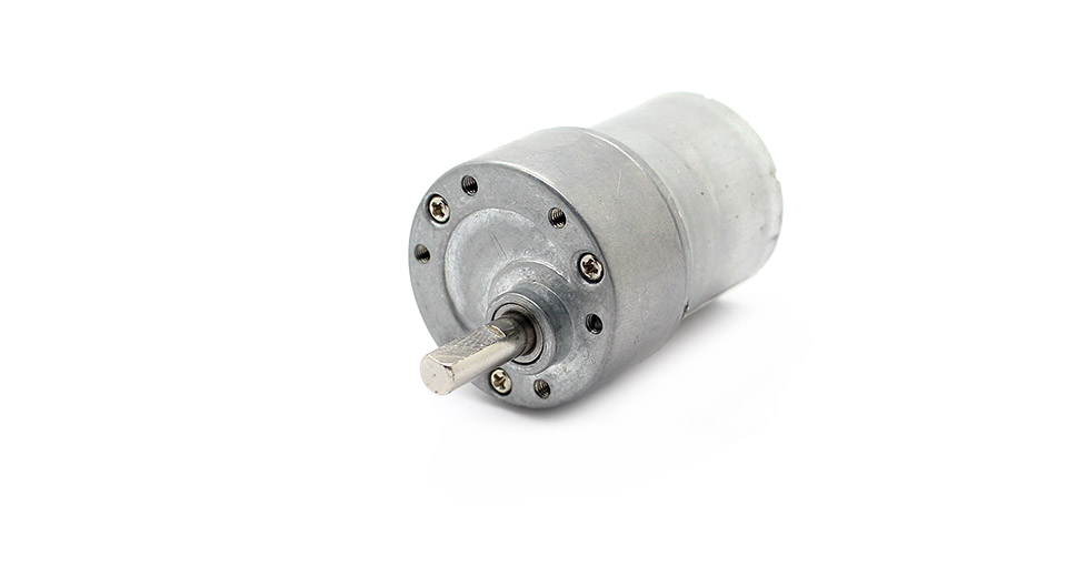 24v dc gear motor 37gb528 22 4 183rpm no for Dc gear motor specifications