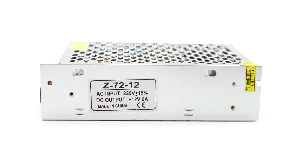 Z-72-12 12V 6A LED Switching Power Supply Transformer B