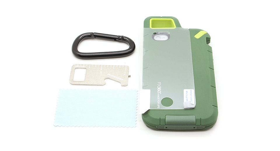 Authentic Outdoor Sports Protective Case for iPhone 4/4