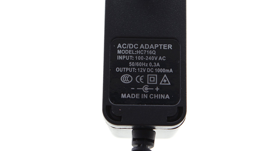 $2.88 HC716Q 12V 1A Universal Replacement Power Supply AC Adapter ...