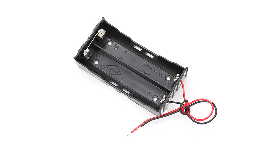 Product Image: 2-18650-battery-case-with-lead-wires