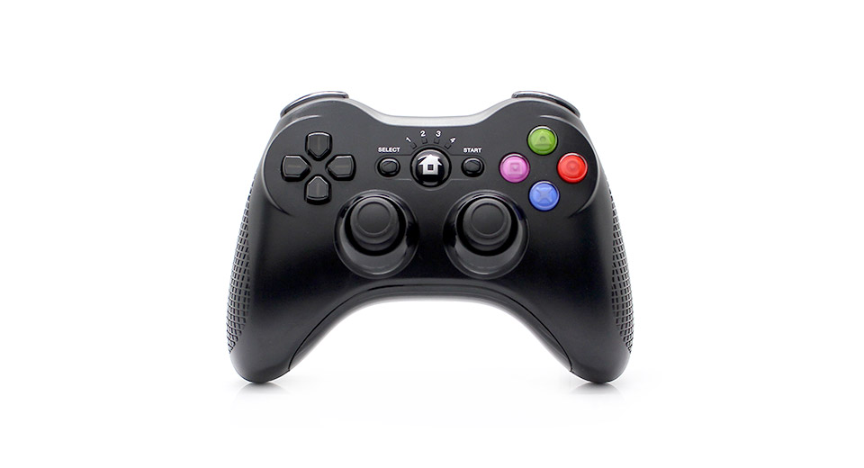Zm390 Wireless Bluetooth DoubleShock Controller for PS3