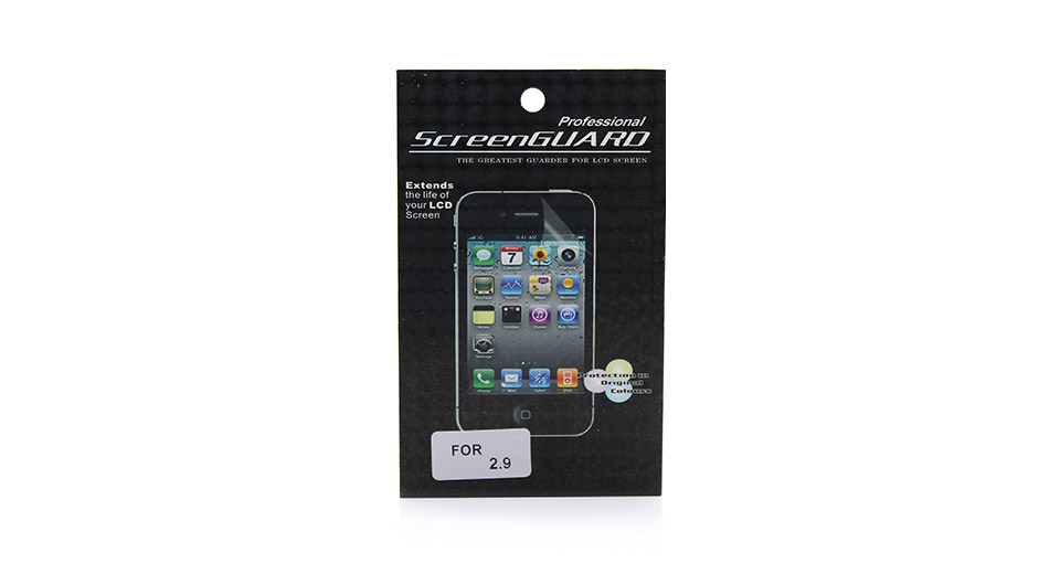 Product Image: screen-protector-for-2-9-digital-camera-lcd