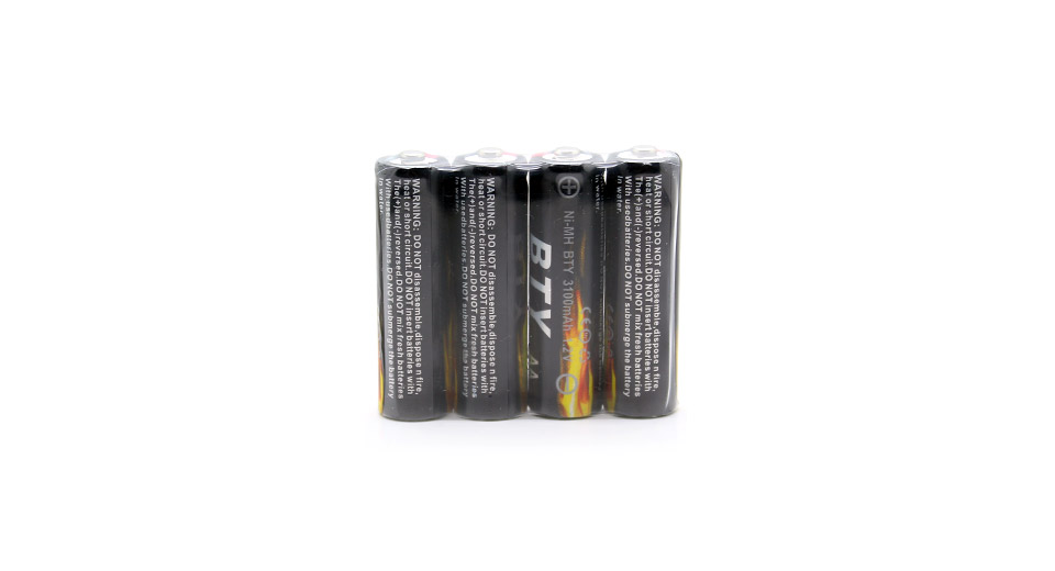 Product Image: bty-aa-12v-3100mah-rechargeable-ni-mh-batteries-4-