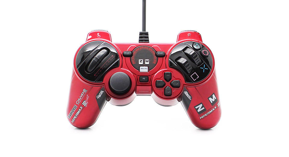 zm wired racing controller for ps3 at fasttech worldwide free shipping. Black Bedroom Furniture Sets. Home Design Ideas